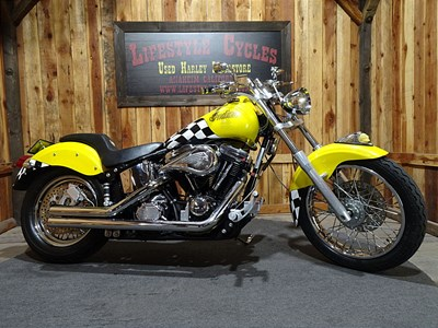 Used 2001 Indian® Motorcycle Scout