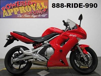 Used 2007 Kawasaki Ninja 650R