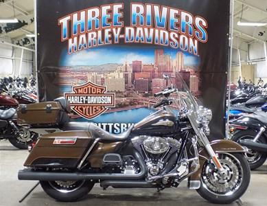 Used 2013 Harley-Davidson® Road King® 110th Anniversary
