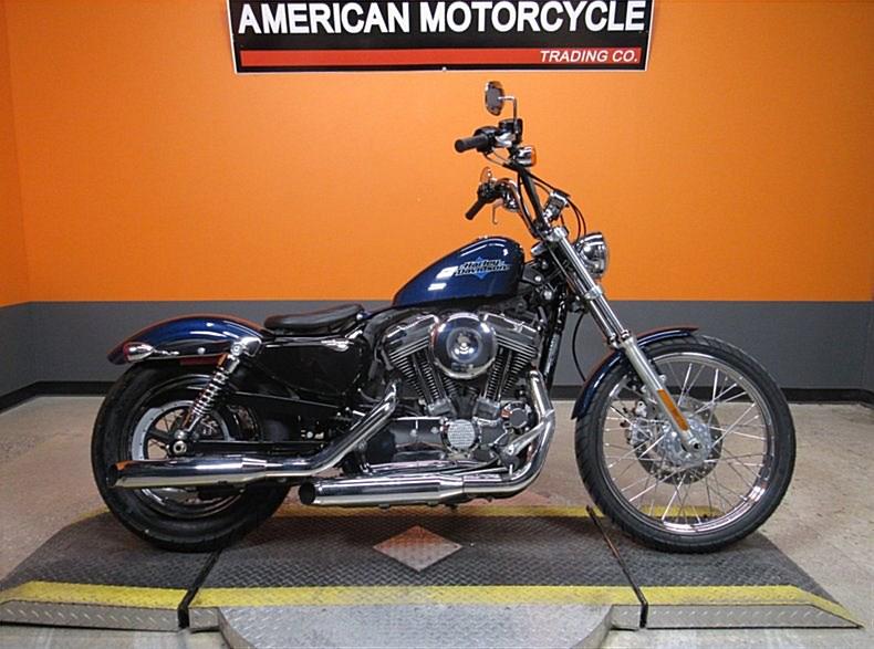 Photo of a 2012 Harley-Davidson® XL1200V Sportster® Seventy-Two™