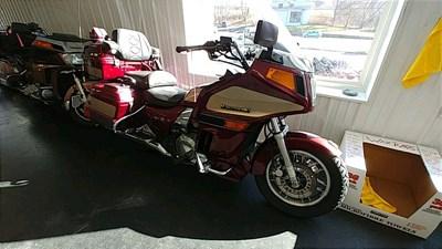 Used 2001 Kawasaki Voyager XII