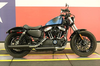 Used 2018 Harley-Davidson® Sportster® Forty-Eight® 115th Anniversary