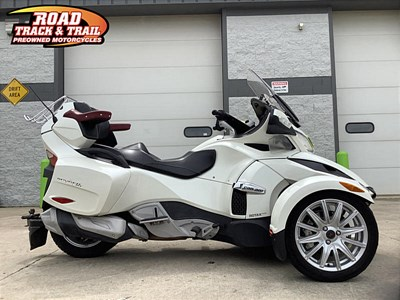 Used 2017 Can-Am Spyder® RT-S SE6