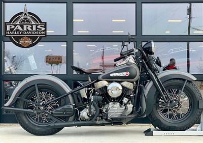 Used 1949 Harley-Davidson® Sport Solo