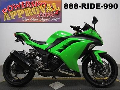 Used 2015 Kawasaki Ninja® 300 SE