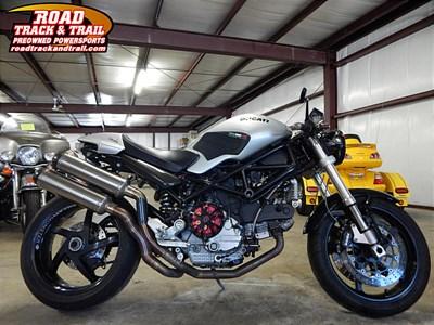 Used 2007 Ducati Monster S2R 1000