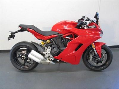 Used 2017 Ducati SuperSport