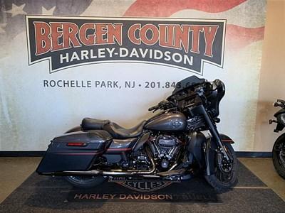 New 2018 Harley-Davidson® CVO™ Street Glide®