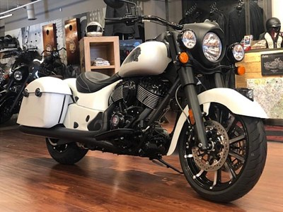 New 2019 Indian® Springfield® Dark Horse®