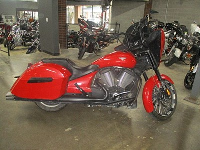 Used 2016 Victory Cross Country