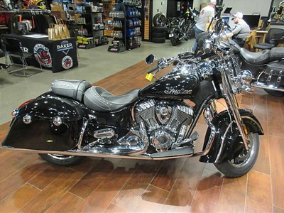 Used 2018 Indian® Springfield®