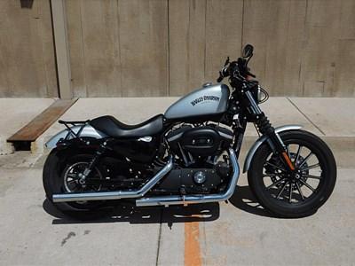 Used 2015 Harley-Davidson® Sportster® Iron 883™