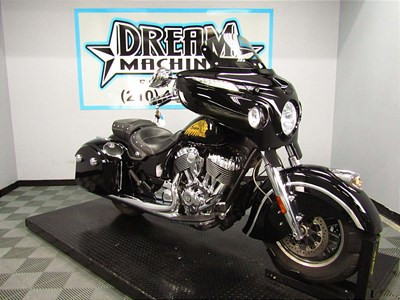 Used 2016 Indian® Motorcycle Chieftain®