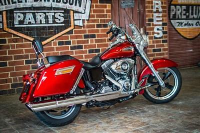 Used 2012 Harley-Davidson® Dyna® Switchback