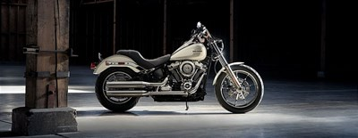New 2018 Harley-Davidson® Softail® Low Rider®