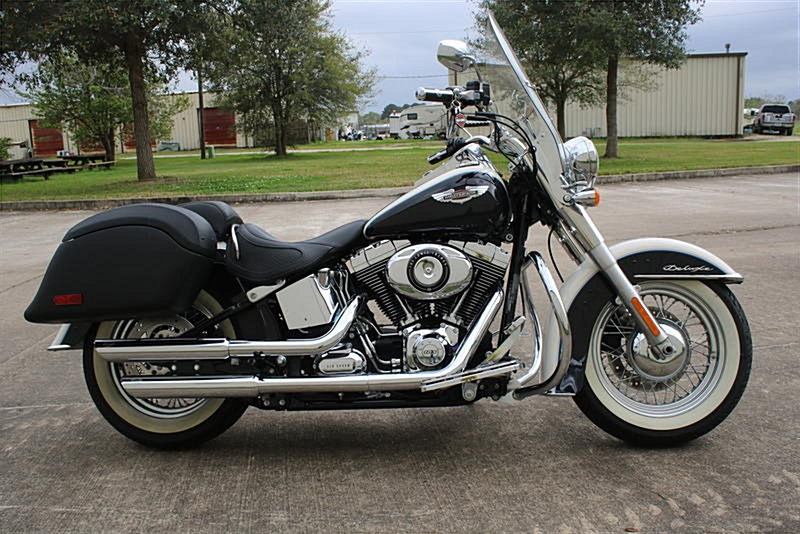 Photo of a 2012 Harley-Davidson® FLSTN Softail® Deluxe