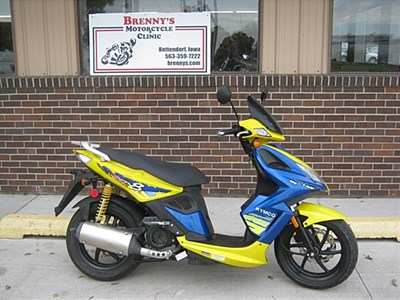 Used 2012 Kymco Super 8 150