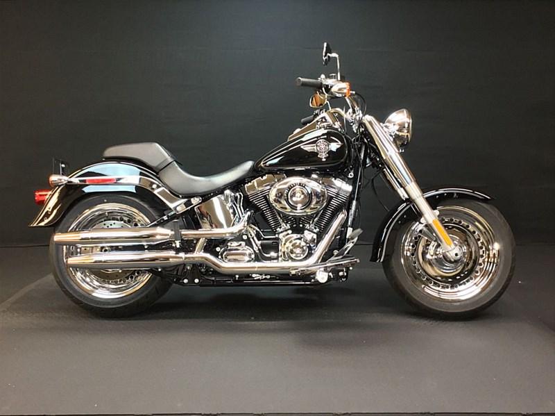 Photo of a 2015 Harley-Davidson® FLSTF Softail® Fat Boy®
