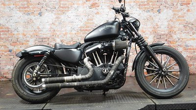 Used 2013 Harley-Davidson® Sportster® 883