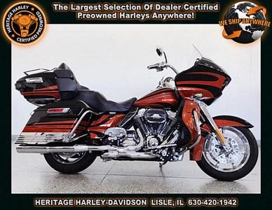 Used 2015 Harley-Davidson® CVO™ Road Glide® Ultra
