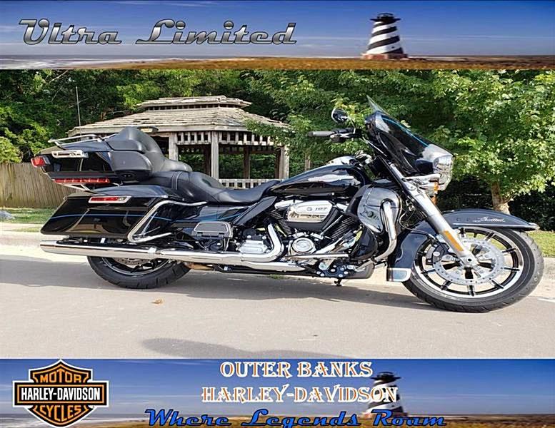 Photo of a 2018 Harley-Davidson® FLHTK Electra Glide® Ultra® Limited