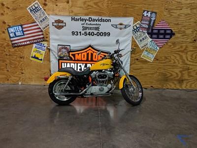 New 2001 Harley-Davidson® Sportster® 883