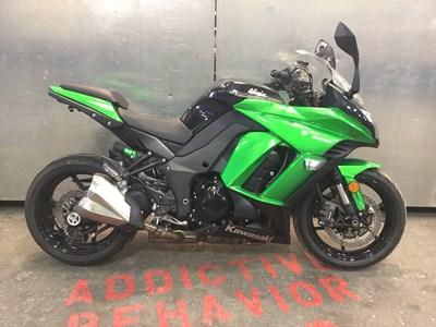 Used 2015 Kawasaki Ninja® 1000 ABS