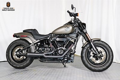 Used 2018 Harley-Davidson® Softail® Fat Bob® 114