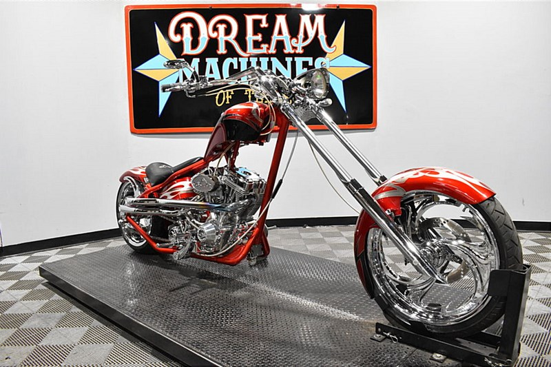 Photo of a 2006 Orange County Choppers (OCC)  T-Rex