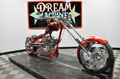 Used 2006 Orange County Choppers (OCC) T-Rex