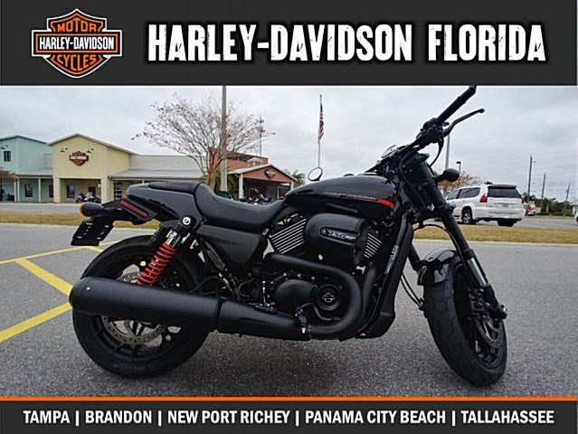 Photo of a 2019 Harley-Davidson® XG750A Street Rod®