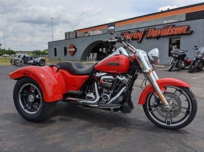New 2020 Harley-Davidson® Freewheeler®