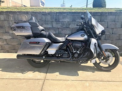 New 2019 Harley-Davidson® CVO™ Limited®