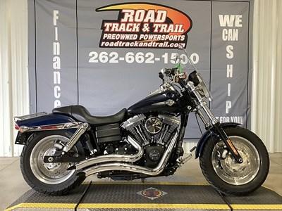Used 2012 Harley-Davidson® Dyna® Fat Bob®