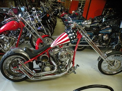 Used 2011 Special Construction Chopper