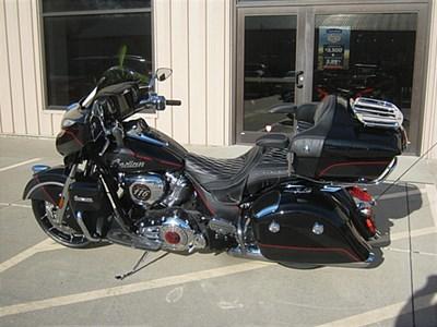 New 2020 Indian® Motorcycle Roadmaster Elite