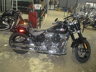 Used 2018 Harley-Davidson® Softail® Slim®
