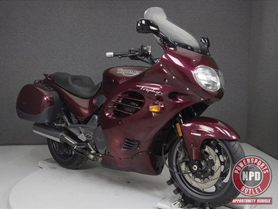 Used 1996 Triumph Trophy 3 900