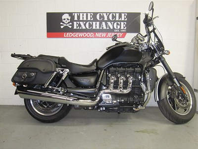 Used 2014 Triumph Rocket III Roadster ABS