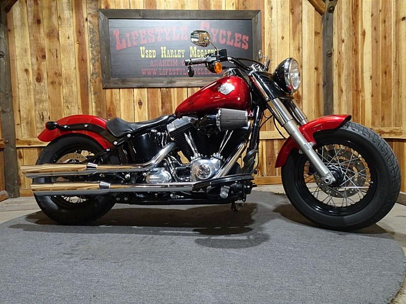 Photo of a 2012 Harley-Davidson® FLS Softail® Slim™