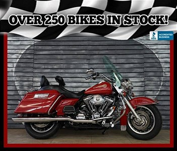 Used 2005 Harley-Davidson® Road King® Firefighter/Peace Officer