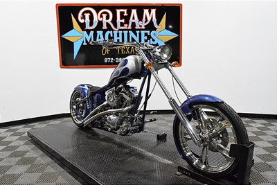 Used 2006 Big Bear Choppers Venom Chopper