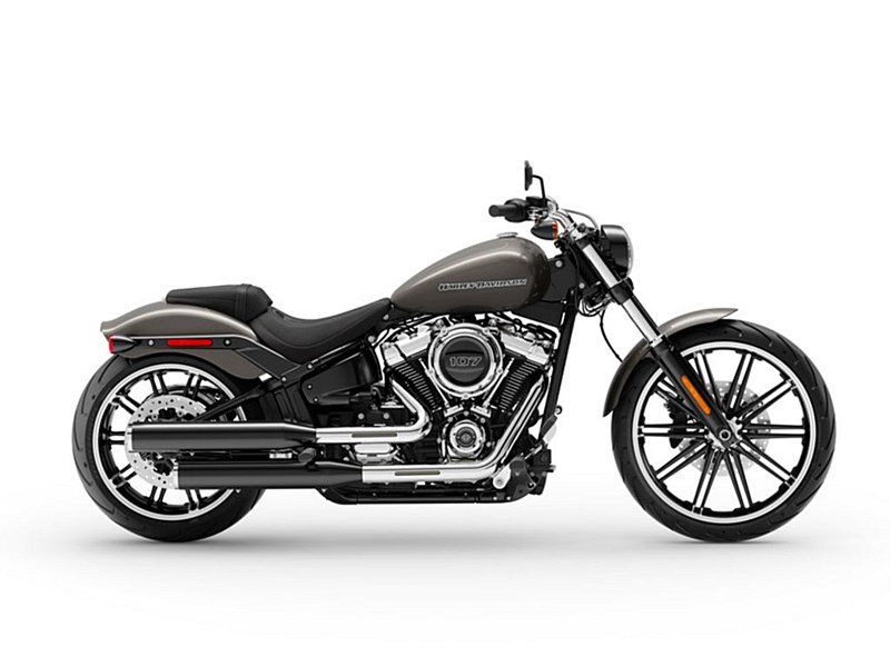 Photo of a 2019 Harley-Davidson® FLHX Street Glide®