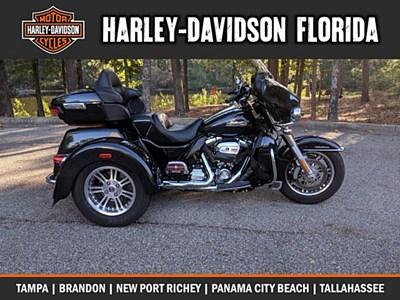 Used 2018 Harley-Davidson® Tri Glide® Ultra