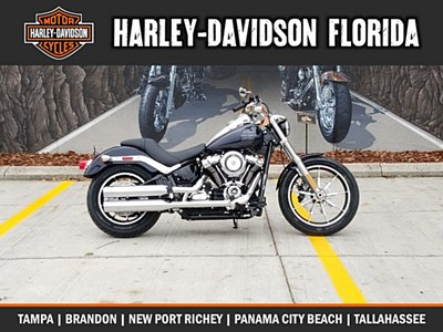 New 2019 Harley-Davidson® Softail® Low Rider®