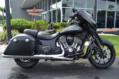 Used 2018 Indian® Motorcycle Chieftain® Dark Horse®