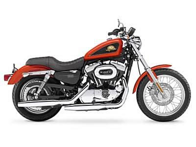 Used 2007 Harley-Davidson® Sportster® 50th Anniversary