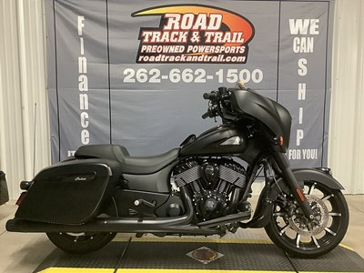 Used 2019 Indian® Motorcycle Chieftain® Dark Horse®