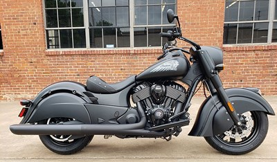 New 2020 Indian® Motorcycle Chief Dark Horse