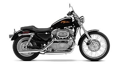 Used 2002 Harley-Davidson® Sportster® Custom